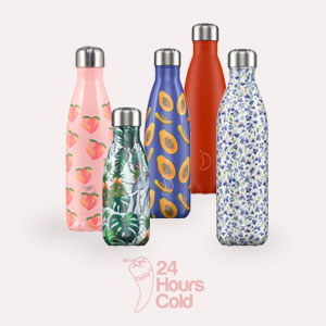 Botellas ecológicas Chillys